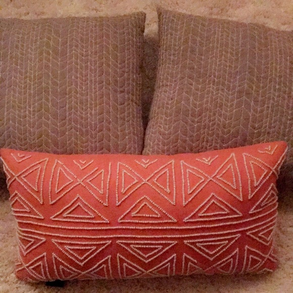 Cynthia Rowley Other Throw Pillows Poshmark Simple Cynthia Rowley Decorative Pillows